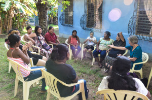 Deb and Mujeres Creativas (1 of 1)