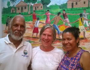 Denis, Deb, y Margarita