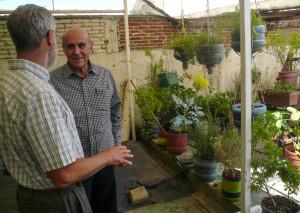 John, Gustavo and rootop garden (1 of 1)