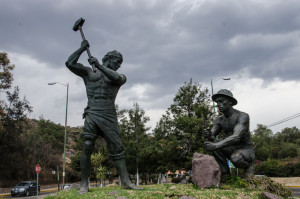 Miners monument (1 of 1)