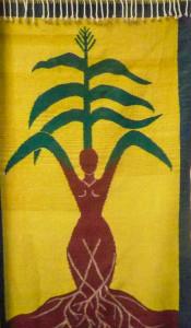 Mujer y maiz at UniTierra (1 of 1)