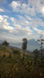 Volcano to climb