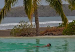 John in pool (1 of 1)