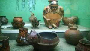 pre-colombian pottery